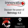 Innovalia Metrology presents Metrology for the Future in the 31st edition of Control in Stuttgart