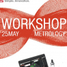 Innovalia Metrology and AfterSales present their alliance in a workshop in Portugal