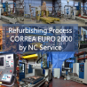 Do you want to discover how the CORREA EURO 2000 retrofitting process is?