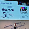 Fresmak presents its Polimeric Clamping System project at the EMO PRESS PREVIEW