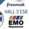 Fresmak will attend at the EMO Hannover trade fair