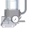 Intza: Manual double effect pumps for grease
