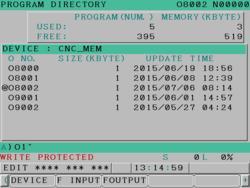 Fanuc > Fanuc 0i-MD - CNCMEM Read Only