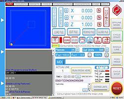 UCCNC Control Software > Screen editor