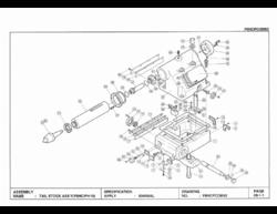 Daewoo/Doosan > Need Puma 8HC TailStock mechanical drawings