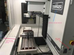Tormach Personal CNC Mill > Full enclosure kit installed, now it's