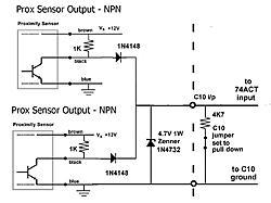 General CNC Machine Related Electronics > Npn nc proximity sensor in ...