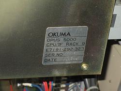 Okuma > Okuma Lathe Green Screen OSP5000 boot issue