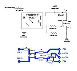 Click image for larger version.  Name:opto-isolator & FET.jpg Views:1 Size:56.8 KB ID:387964