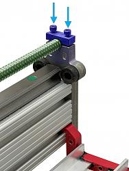 Click image for larger version.  Name:Linear Drive 23 color arrows.jpg Views:0 Size:207.0 KB ID:465406