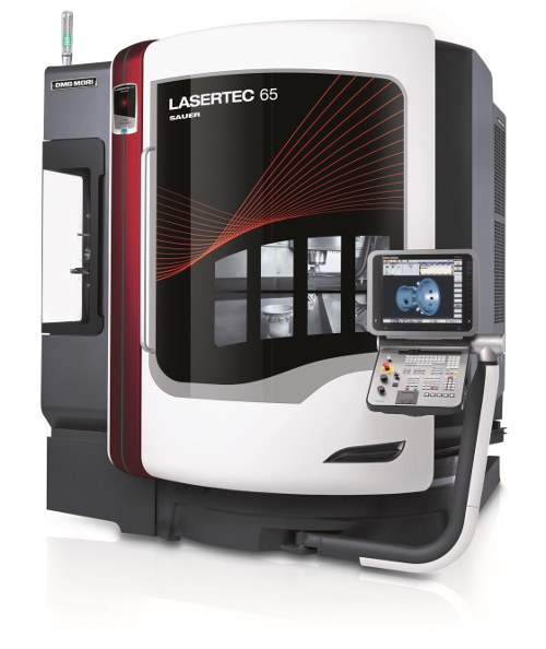 LASERTEC 65 AdditiveManufacturing