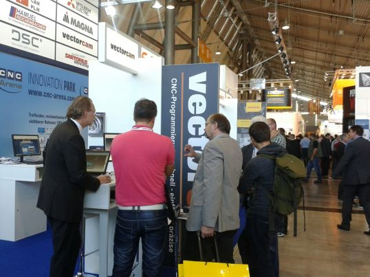 Trade fair review  - International exhibition of metal working