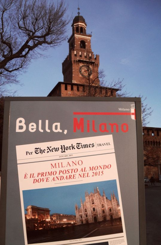 Appointment in Milan attractive for business and tourism