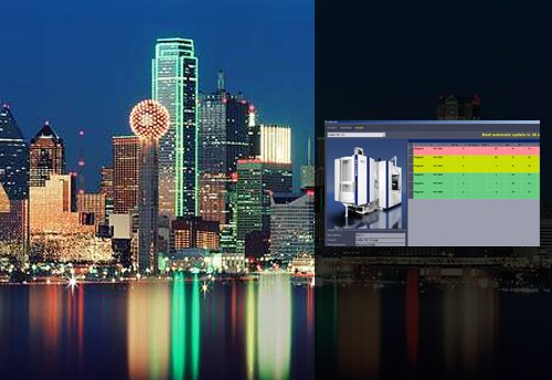 Dallas, USA: Tool life monitoring in a flash