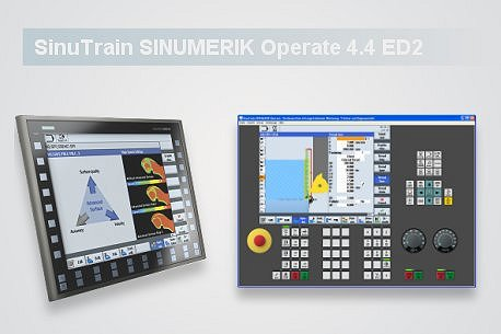 New SinuTrain Operate 4.4 Ed.2 trial version