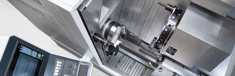 A. Monforts Werkzeugmaschinen  - Banner