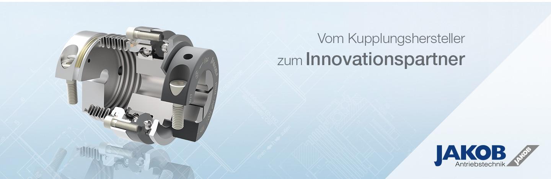 Jakob Antriebstechnik GmbH - Banner