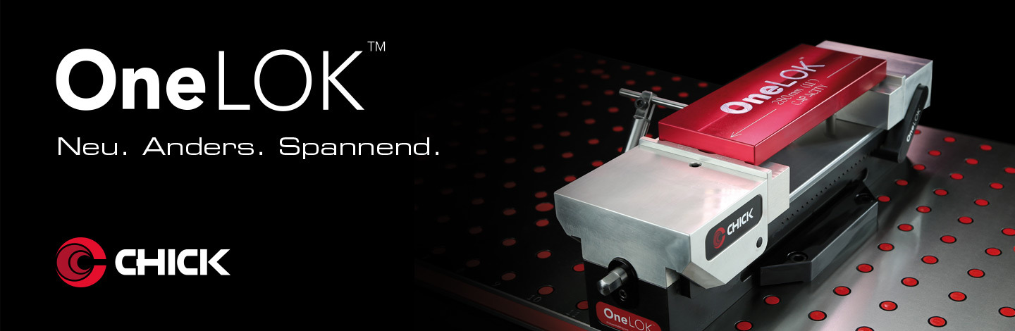Chick Workholding Solutions - Banner