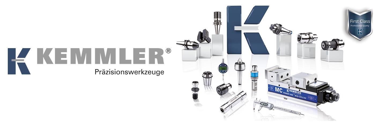 Kemmler Präzisionswerkzeuge - Banner