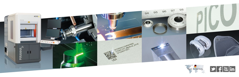 ACSYS Lasertechnik - Banner