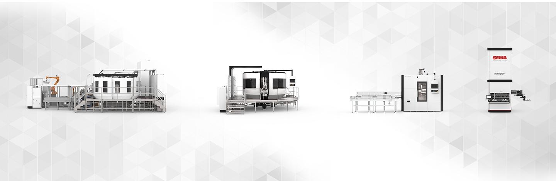 SEMA Maschinenbau - Banner