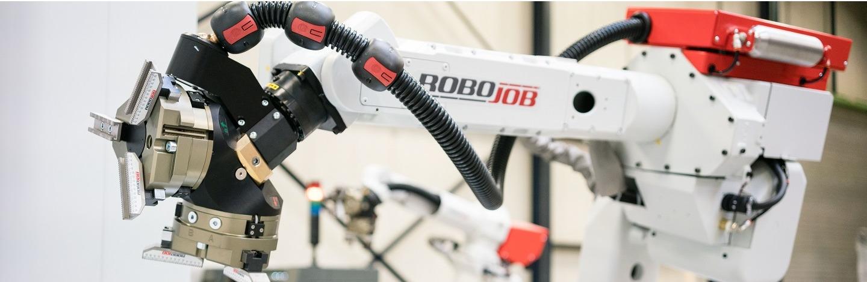 RoboJob - Banner