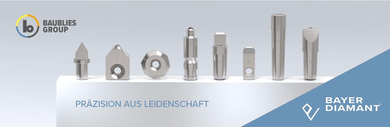 Bayer Diamant GmbH - Banner