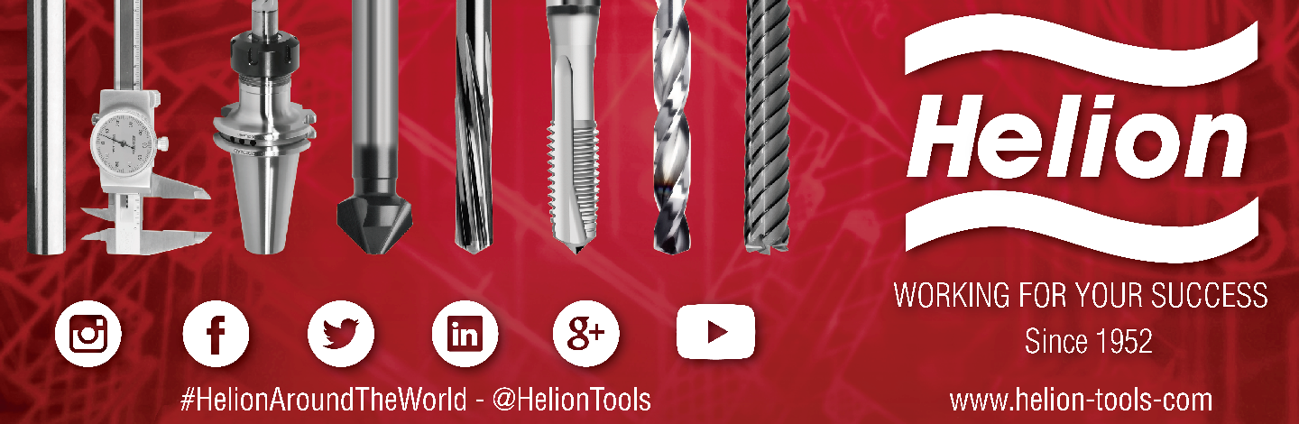 Helion Tools S.L. - Banner