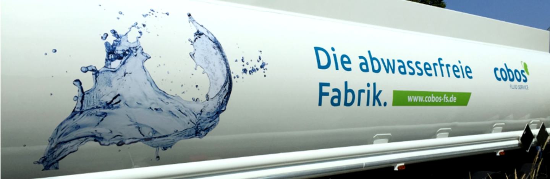 cobos Fluid Service GmbH - Banner