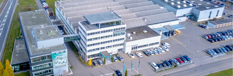 Fehlmann AG Maschinenfabrik - Banner